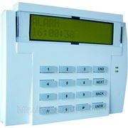Клавиатура для управления системой безопасности с читающим устройством магнетических карт фото