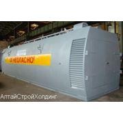 Контейнерная АЗС - контейнер хранения топлива фото