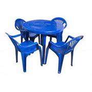 Мебель пластиковая фото