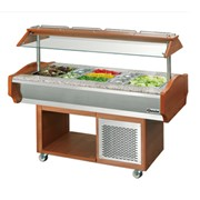 Буфет-бар гастрономический холодильный, буфет-бар, холодильный буфет, оборудование для общепита. фото