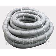 Труба дренажная с перфорацией в геотекстиле диам.160 мм (бухта 50 метров) фото