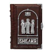 Библия «Три Святителя» фото