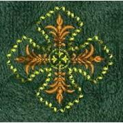Крест 19 -дизайн для машинной вышивки фото