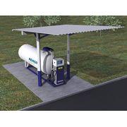 Модуль LPG с газораздаточным оборудованием Adast (Чехия)