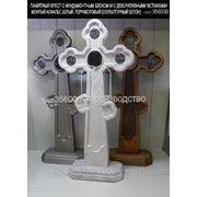 Крест памятный фото