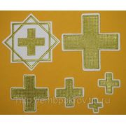 Кресты - набор иерейский 03 фото