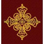 Крест 02 Ажур- дизайн для машинной вышивки фото