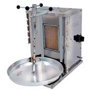 Аппараты для шаурмы до 10 кг. Газовый 1 горелка без привода фото