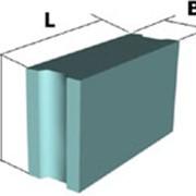 Блок бетонный для стен подвалов фото