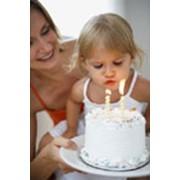 День рождения для вашего ребенка фото