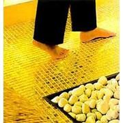 Покрытия полов мозаичные (мозаика) фото