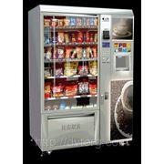 Автомат по продаже кофе и снеков LV-X01 фото