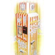 Автомат для приготовления и продажи поп корна в Перми. фото