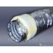 """Воздуховод гибкий """"Диафлекс"""" теплоизолированный Isodfa d 102 - 406 фото"""