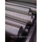 Воздуховод спирально-навивной d 125 фото