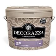 Seta ARGENTO — Декоративное покрытие с эффектом шелка фото