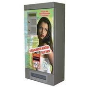 Автомат по продаже штучного товара (Кондомат) фото