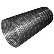 Спирально-навивные воздуховоды D400 фото