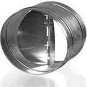 Клапан обратный стальной д.160 фото