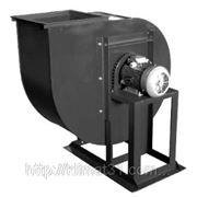 Радиальный вентилятор дымоудаления ВР80-75-5-ДУ(Т=400*,120мин) фото
