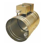 Клапан КПС-1 Электромагнитный привод(100мм) фото