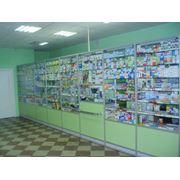 Торговое оборудование для аптек фото