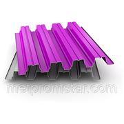 Профнастил H75(НС75) оцинкованный лист толщина 1,00мм фото