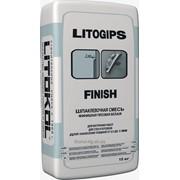 Шпаклевка финишная Litogips Finish фото