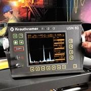 Дефектоскоп ультразвуковой USN 60 фото