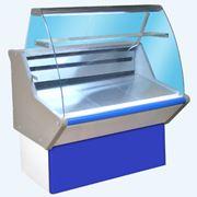 Витрина торговая холодильная среднетемпературная фото