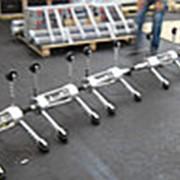 Оборудование для санации труб стеклопластиком фото