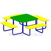 МФ-10.2 Стол со скамьями фото