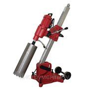 Алмазная сверлильная установка V-Drill 405 с наклонной стойкой до 405мм фото