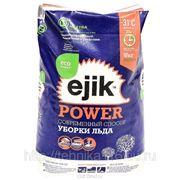 Антигололедный реагент EJIK POWER уп.10кг. до -31С фото