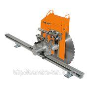 Электрическая стенорезная машина Golz WS12E (Германия) фото
