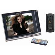 Цветной видеодомофон EP-2291 с записью и с датчиком движения фото