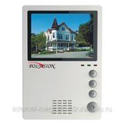 Миниатюрный цветной домофон 4'' PVD-405C фото