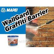 """WALLGARD BARRIER , защитный барьер для всех поверхностей, предохраняющий стены от """"граффити"""". Жидкость 5 кг фото"""
