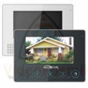 PVD-705CM128SD белый - Монитор видеодомофона цветной с функцией «свободные руки», Polyvision фото