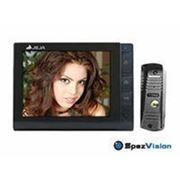 Цветной видеодомофон с вызывной панелью D800R фото