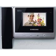 Видеодомофон Samsung SHT-3305 XM/EN, с памятью 128 кадров. фото