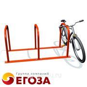 Велопарковка №2 фото