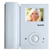 Цветной домофон Falcon Eye FE-35CM + вызывная панель домофона AVP-505 PAL фото