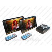 Беспроводной цветной видеодомофон Переносной REC Sensor (2+2) фото