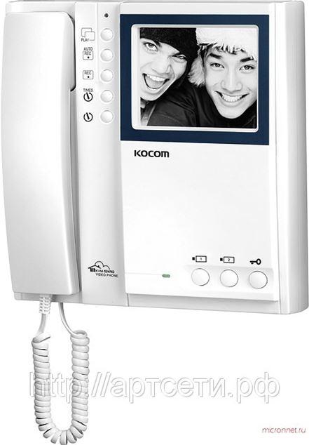Kocom KVM-524RG Видеодомофон с