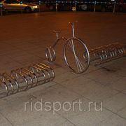 Велопарковка H-11 фото