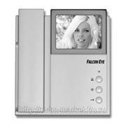 Видеодомофон Falcon Eye FE-4HP2 + вызывная черно-белая панель AVC-305 фото