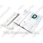 Видеодомофон NSK S35B-M с видеозаписью и 3,5 дюймовым монитором. фото
