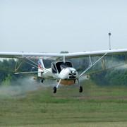 Авиационно химические работы фото