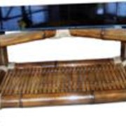 Столы бамбуковые фото